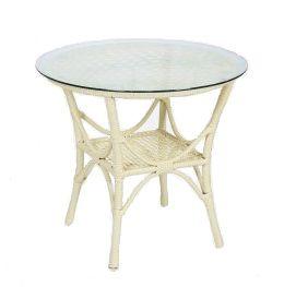Стол из комплекта мебели рандеву b174b (слоновая кость)