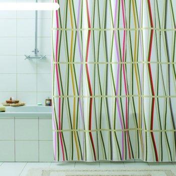 Штора для ванной bambu, 180х200 см