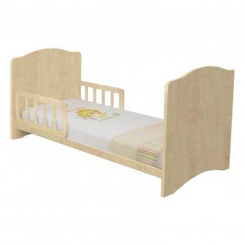 Комплект боковых ограждений для кровати polini kids simple/basic 70х140см