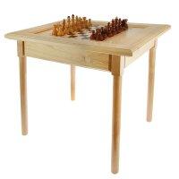 Стол шахматный 800*600*720 с фигурами