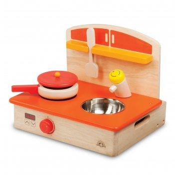 Игровой набор wonderworld «мобильная кухня», с аксессуарами