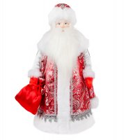 Rk-113 кукла-конфетница дед мороз