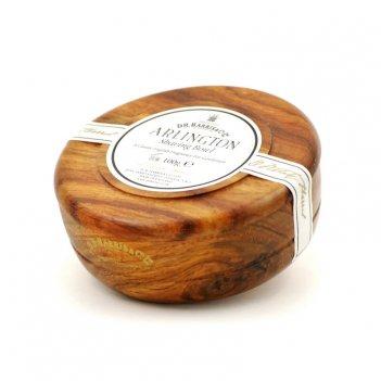 Твердое мыло для бритья в чаше из палисандра d. r. harris  arlington, 100