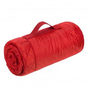 Плед для пикника comfy, размер 115х140 см, цвет красный