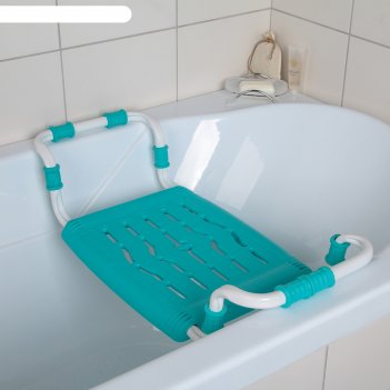 Сиденье в ванну (пластик-бирюза) раздвижн св5