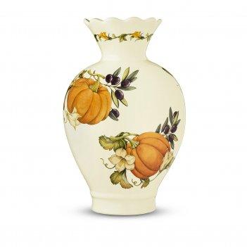 Ваза 31см artigianato ceramico тыква