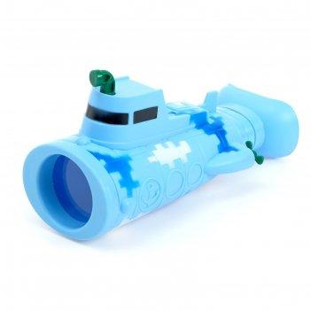 Подзорная труба субмарина, с ремешком цвет микс