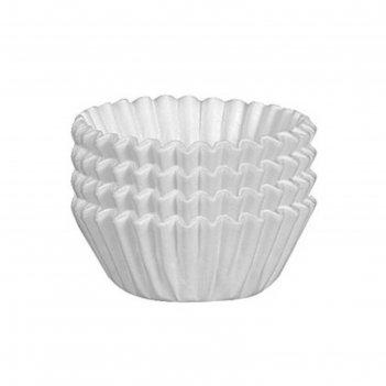 Корзинка tescoma delicia кондитерская белая, размер 6 см, 100 штук