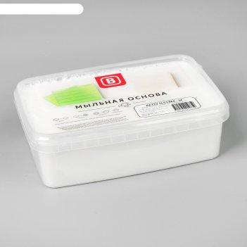 Мыльная основа activ sls free-w (белая), 1 кг