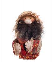 Кукла-шкатулка кузьмич с балалайкой мал.