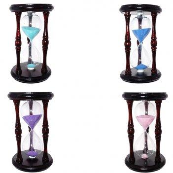Декоративное изделие песочные часы (1мин. 45сек.), l10 h16.5...