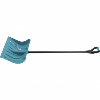 Лопата снеговая 500 x 325 мм, luxe color line palisad