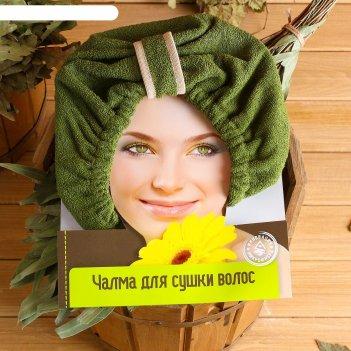 шапки для волос