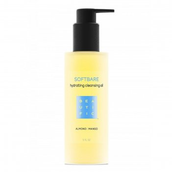 Гидрофильное масло для лица beautific softbare, увлажняющее, 150 мл