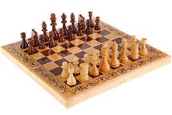 Шахматы турнир 40х40см