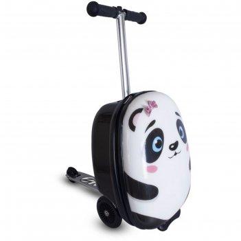 Самокат-чемодан zinc panda