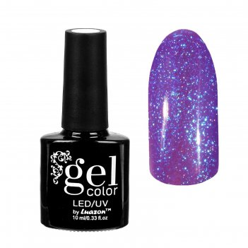 Гель-лак для ногтей горный хрусталь, трёхфазный led/uv, 10мл, цвет 010 фио