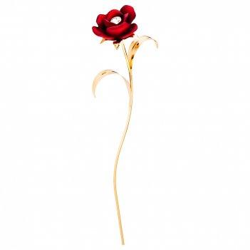 Декоративное изделие роза высота=46 см. без упаковки