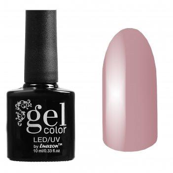 Гель-лак для ногтей трёхфазный led/uv, 10мл, цвет в1-019 бежевый