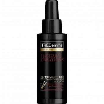 Лосьон для волос tresemme «разглаживающий», термозащитный, 125 мл