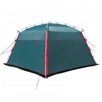 Палатка-шатер btrace camp, высота 240 см, однослойная, цвет зелёный