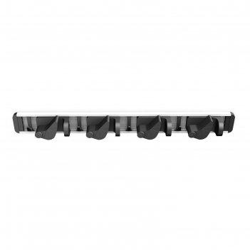 Навесная система для инвентаря 520х51х45, цвет серый