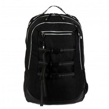 Рюкзак молодёжный эргономичная спинка, kite 939, 46 х 30 х 13, сity, чёрны