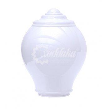 Светильник венчающий «милан» белый