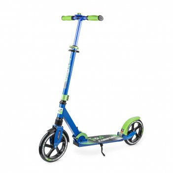 Самокат trolo comfort blue/green