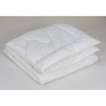 Одеяло всесезонное, размер 200 x 220 см, искусственный лебяжий пух