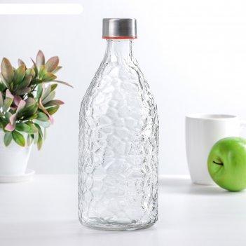 Бутылка для масла 1,2 л лед