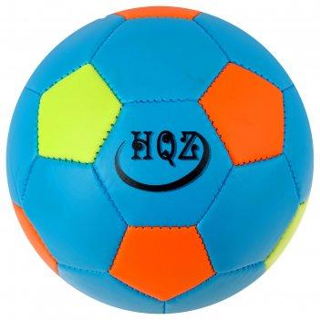 Мяч футбольный размер 2, 130 гр, цвета микс
