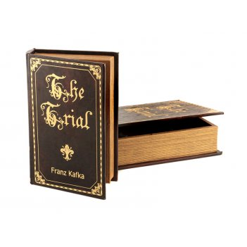 Комплект шкатулок-книг из 2 шт.33*22*7/26*16*5 см....
