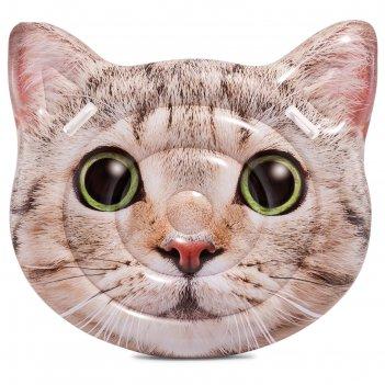 Матрас для плавания «кот», 147 х 135 см, 58784eu intex