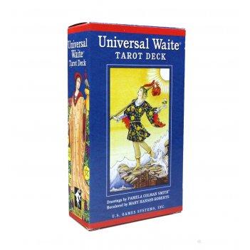 "Карты таро: ""universal waite tarot deck premier edition"""