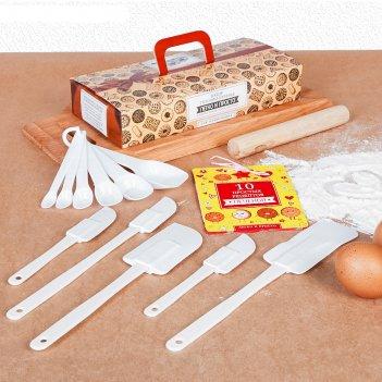 Набор для приготовления готовим печенье
