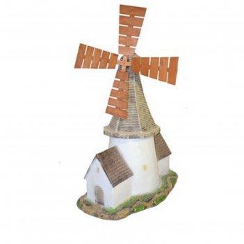Садовая фигура мельница голландия