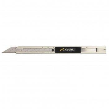 Нож olfa ol-sac-1, для графических работ, нержавеющая сталь, 9мм