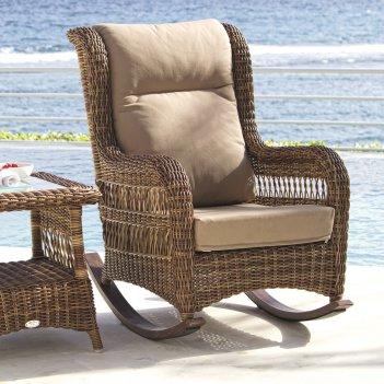 Кресло-качалка skyline design rocking chair, садовая мебель