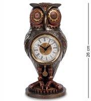 Ws-186 статуэтка-часы в стиле стимпанк сова