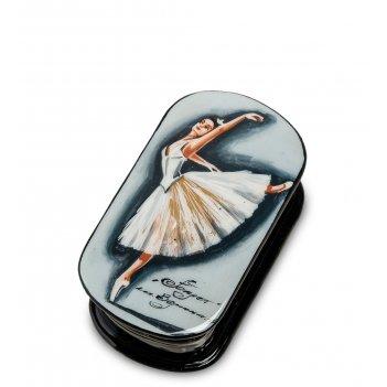 Шк-55/146-a шкатулка балет исп. земина