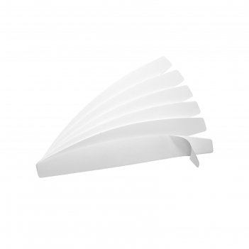 Пилка со сменными файлами, абразивность 220, (1+5 шт в упаковке)