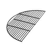 Решетка для гриля-коптильни axlhd1, эмалированная, полукруглая, диаметр: 6
