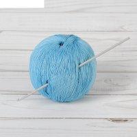 Крючок для вязания, d=2,5мм, 15см