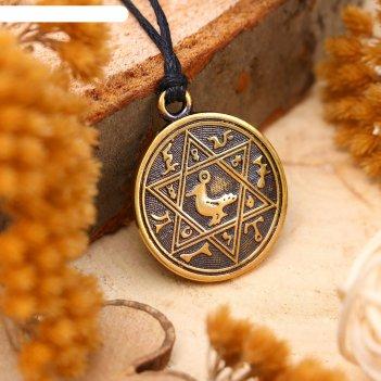 Амулет из ювелирной бронзы талисман из ювелирной бронзы венеры (способству