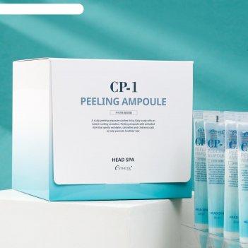 Пилинг-сыворотка для кожи головы, esthetic house, глубокое очищение cp-1,