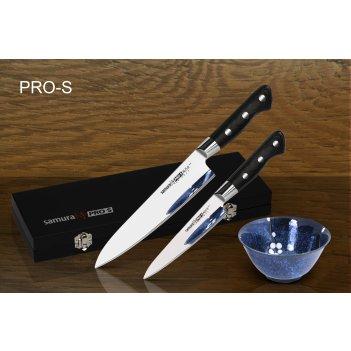 Набор из 2 ножей samura pro-s в подарочной коробке, g-10
