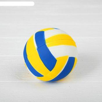 Мялка-сквиши волейбол