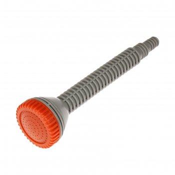Насадка для полива l = 21.5 см, под шланги 1/2 (12 мм), 3/4 (19 мм), пласт