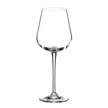 Набор бокалов для вина crystalite bohemia ardea/amundsen 330 мл (6 шт)